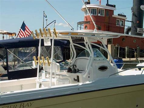powder coated boat t top boat t tops accessories virginia custom boat tops