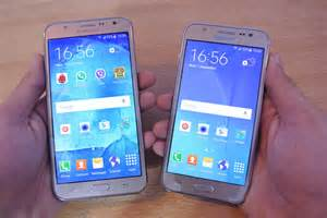 samsung galaxy j7 vs galaxy j5 comparison hd