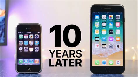 0 iphone x iphone 10 years later ios 1 0 vs 11 0 doovi
