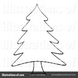 christmas tree clipart 434379 illustration hit toon