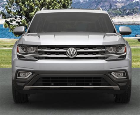 volkswagen atlas silver 2018 volkswagen atlas color options