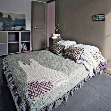 chambre sol gris d 233 co chambre sol gris