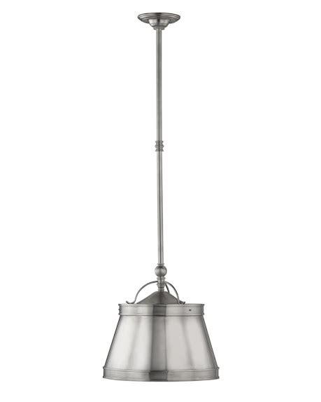 Williams Light Fixtures Sloane Single Shop Pendant L Antique Nickel Williams Sonoma