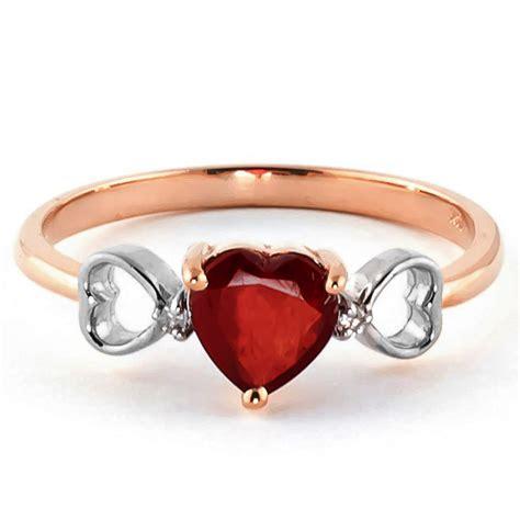 Ruby 6 Ring Perak 925 Asli buy grosir jantung berbentuk ruby cincin from china
