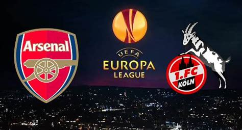 arsenal europa league 2017 resultado arsenal vs colonia v 237 deo goles resumen