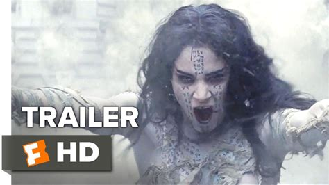 the mummy 2017 trailers clips featurettes images the mummy official trailer teaser 2017 tom cruise