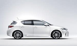 lexus small car lexus new small car most aerodynamically efficient