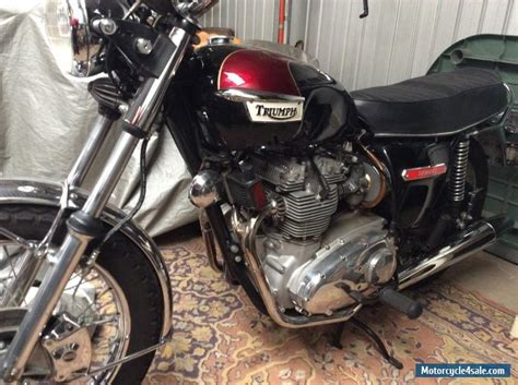 triumph trident motorcycles for sale triumph t150 v trident 1973 for sale in australia