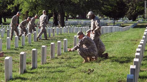 Arlington Records Arlington National Cemetery To Create Record Of Cnn