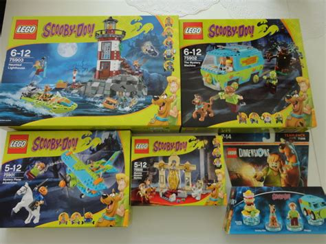 Lego Scooby Doo The Mystery Machine 75903 scooby doo 75900 75901 75902 75903 71206 5