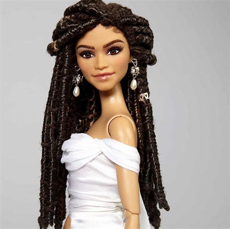 zendaya barbie doll mattel why isn t the zendaya doll available for purchase