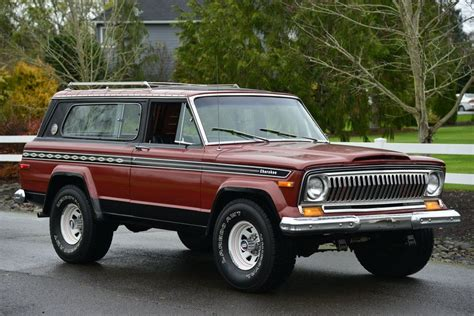 1977 jeep chief 1977 jeep chief s cars jeeps