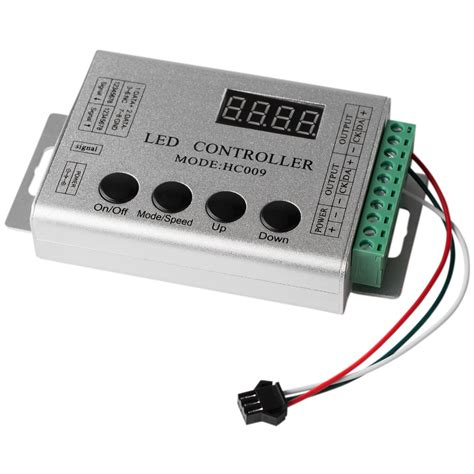 Lavolta Pro Lpc1 Intelligent Rgb Led Controller With Rf Rgb Led Light Controller