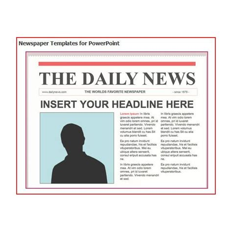 How To Make A News Paper Article - best photos of newspaper layout templates newspaper