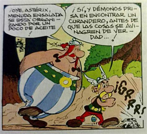 asterix spanish la odisea c 243 mo se pronuncia ast 233 rix picando c 243 digo
