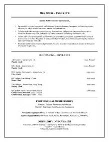 Resume Canada Sle by Resume Sales Assistant
