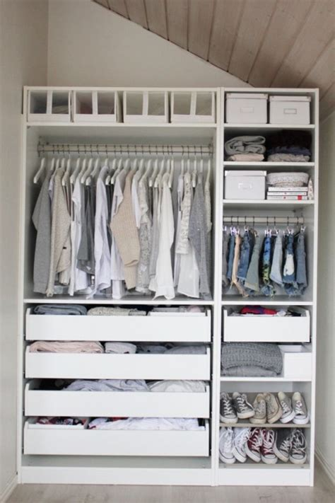 18 creative clothes storage solutions for small spaces