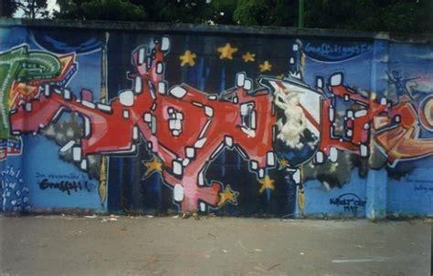 graffiti na sluzewcu