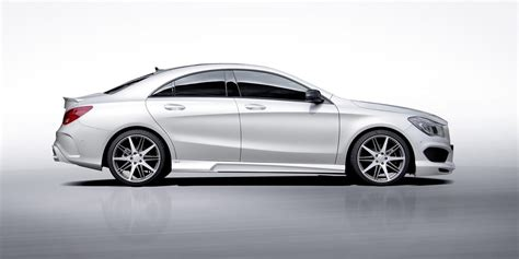 Cla 45 Amg Shooting Brake Tieferlegung by 450 Hp For The Cla 45 Amg Courtesy Of Carlsson
