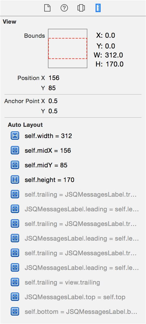 xcode debug layout constraints view debugging in xcode 6