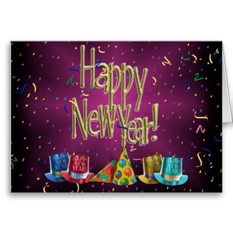 new year greeting card text 25 best images about new years greeting cards on