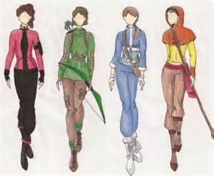 Winter fashion design oc s by ardnemla on deviantart