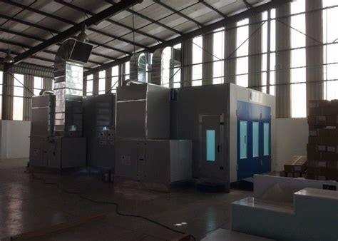 explosion proof exhaust fan for spray booth exhaust spray bake paint booth water curtain with