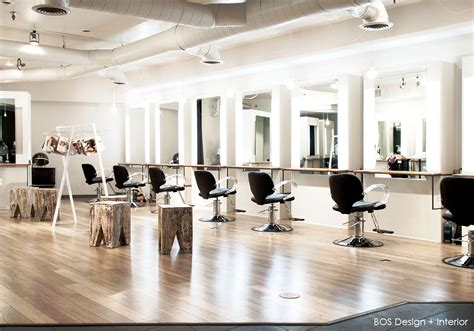 hairdressing salon midnightmailtrain hair salon interior design