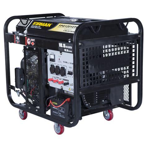 Firman Fpg1599dcv Generator pt firman indonesia
