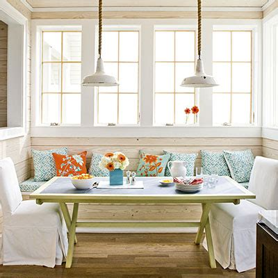 design tips coastal banquettes