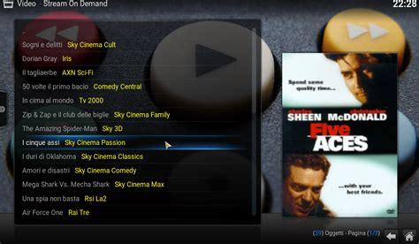 film streaming on kodi film di sky in streaming gratis su kodi ecco come fanno i