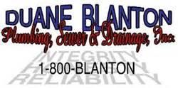 Duane Blanton Plumbing by Waukegan Plumbers At Duane Blanton Plumbing Announce