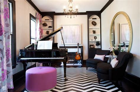 Home Musical by How To Decorate A Room Using Themed Elements