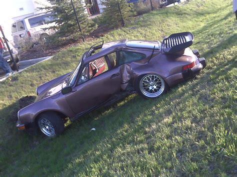 Porsche Crash by Car Porsche Car Pictures