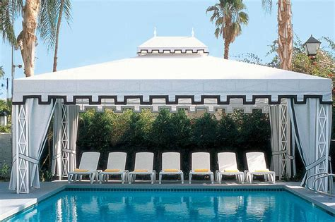 palm springs inns design hotels welcome the avalon beverly and the