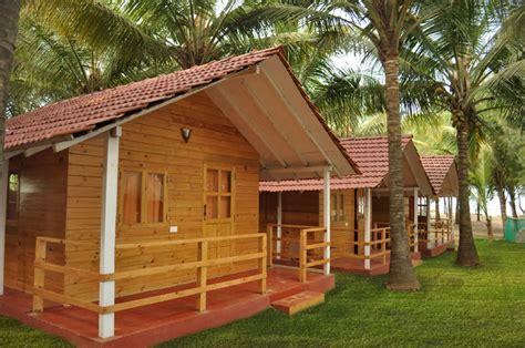 Seaview Cottages Goa by Morjim Hermitage A Resort In Morjim South Goa