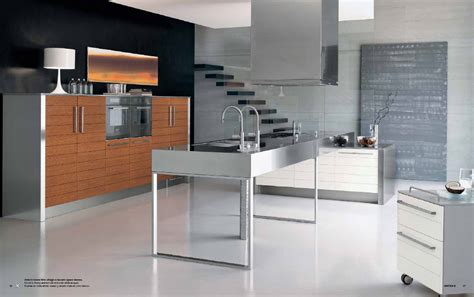 Stainless Steel Kitchen Ideas Stainless Steel Kitchen Designs