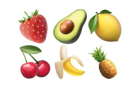 fruit relationship status fruit snapchat emojis