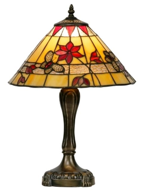 l shade 13 inch height 13 inch butterfly table l
