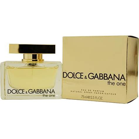 Parfum Dolce Gabbana The One dolce gabbana the one eau de parfum spray 10051938 hsn