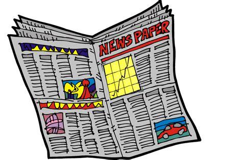 newspaper clipart newspaper clipart png clipartsgram