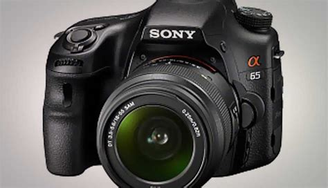 sony alpha price sony alpha slt a65 price in india specification features