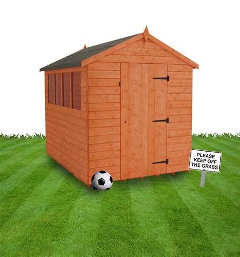 Football Shed transform a garden shed into a football hideout