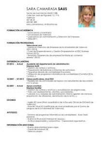 Curriculum Vitae In Italiano by Modelo De Curr 237 Culum V 237 Tae Gerente De Establecimientos