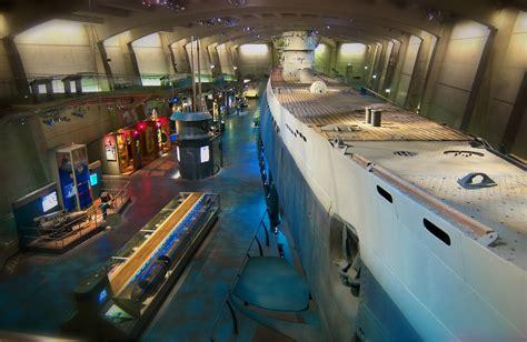 u boat science industry museum museum of science industry u 505 submarine lakeshore