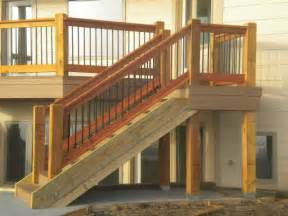 deck stairs bscconstruction s blog