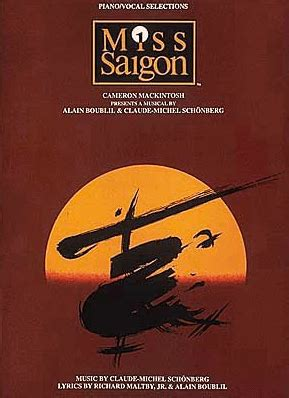 groundhog day vocal selections miss saigon souvenir edition piano vocal selections