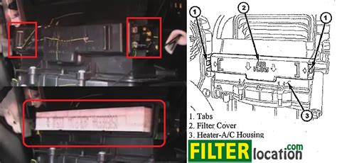 Where Is The Cabin Filter Located by Cabin Air Filter Location 01 Get Free Image About Wiring