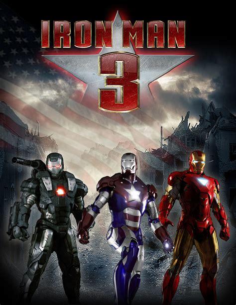 Pelicula iron man 3 online latino hd
