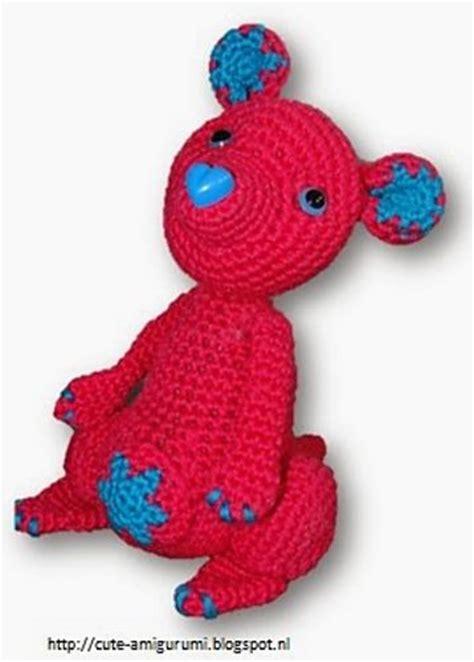 crochet pattern en español ravelry kangaroe kangoeroe pattern by ami fan